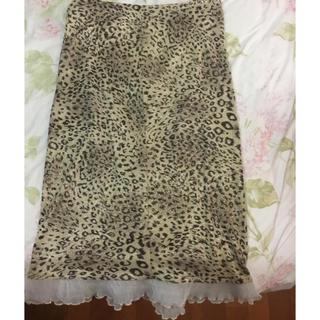 エゴイスト(EGOIST)のEGOIST スカート(ひざ丈スカート)