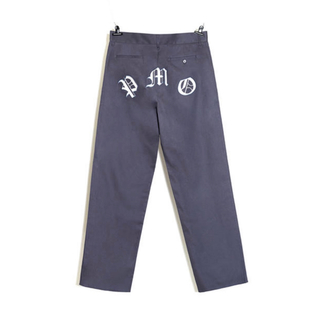PMO WORK PANTS #1 GREY