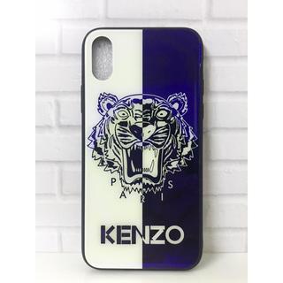 ケンゾー(KENZO)の人気のデザイン ケンゾー iPhoneケース 2色パターン 11pro Max用(iPhoneケース)