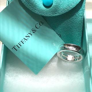ティファニー(Tiffany & Co.)のティファニーリング メンズサイズ(リング(指輪))