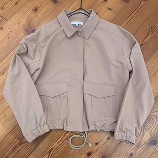 グローブ(grove)のgrove ブルゾン  シャツジャケット アウター トップス 春物Gジャン(ブルゾン)