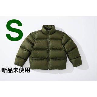 シュプリーム(Supreme)の新品 supreme Yohji Down Jacket olive Sサイズ (ダウンジャケット)