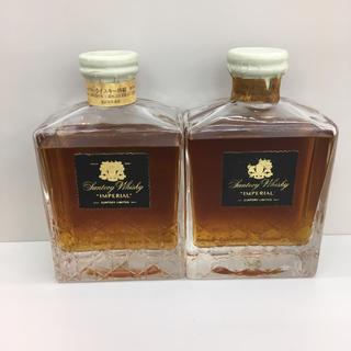 サントリー - サントリーウイスキー ウイスキー インペリアル 600ml