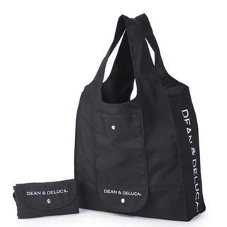 ディーンアンドデルーカ(DEAN & DELUCA)のDEAN & DELUCA ショッピングバッグ ブラック(エコバッグ)