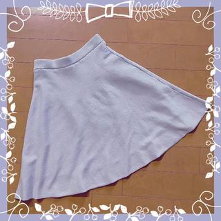 ビーラディエンス(BE RADIANCE)の♡ニットスカート♡(ひざ丈スカート)