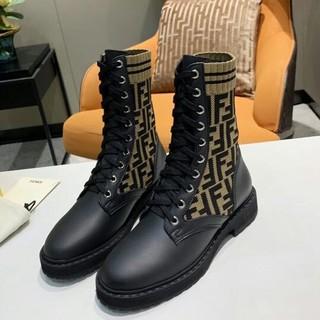 フェンディ(FENDI)のFENDI  ブーツ(ブーツ)