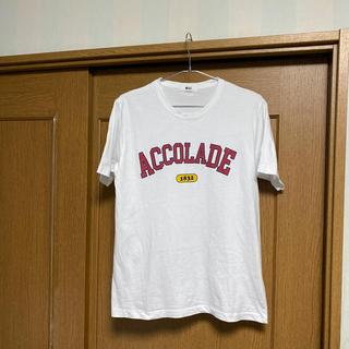ウィゴー(WEGO)のWEGO   アメカジ プリント Tシャツ 【 古着 】 Lサイズ(Tシャツ/カットソー(半袖/袖なし))