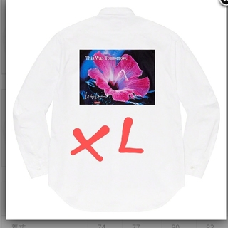 Supreme - supreme Yohji Yamamoto Shirt XL