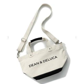 ディーンアンドデルーカ(DEAN & DELUCA)のDEAN&DELUCA ショルダー付きキャンバストートバッグSサイズ(トートバッグ)