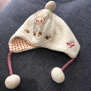 プチジャム(Petit jam)のpetit jamニット帽(帽子)