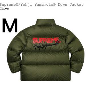 Supreme - Supreme Yohji Yamamoto Down Jacket M