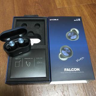 ノーブル(Noble)のNoble Audio Falcon (ヘッドフォン/イヤフォン)