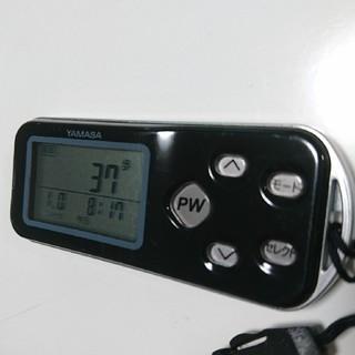 ヤマサ(YAMASA)のYAMASA 万歩計 ポケット万歩 パワーウォーカー EX-700(ウォーキング)