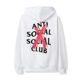 ANTI - ASSC 19fw Cancelled Hoodie LOGO