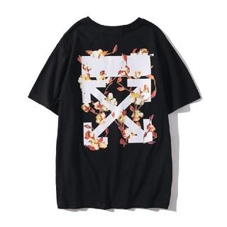 オフホワイト(OFF-WHITE)の大人気!OFF WHITEオフホワイト半袖Tシャツ F20(Tシャツ/カットソー(半袖/袖なし))