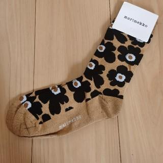 マリメッコ(marimekko)のマリメッコ 靴下 ソックス(ソックス)