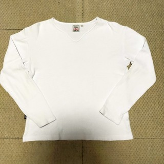 アヴィレックス(AVIREX)のAVIREX アビレックス ワッフルシャツ Mサイズ アウトレット 古着(Tシャツ/カットソー(七分/長袖))