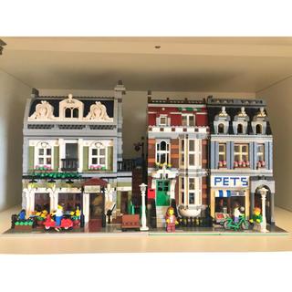 Lego - レゴ LEGO 10218 ペットショップ と 10243 パリジャンレストラン
