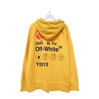 オフホワイト(OFF-WHITE)のoff-white  パーカー(パーカー)