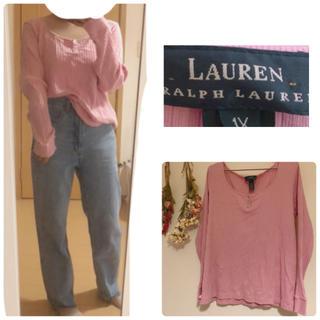 ロキエ(Lochie)のUS vintage Ralph Lauren pullover(カットソー(長袖/七分))