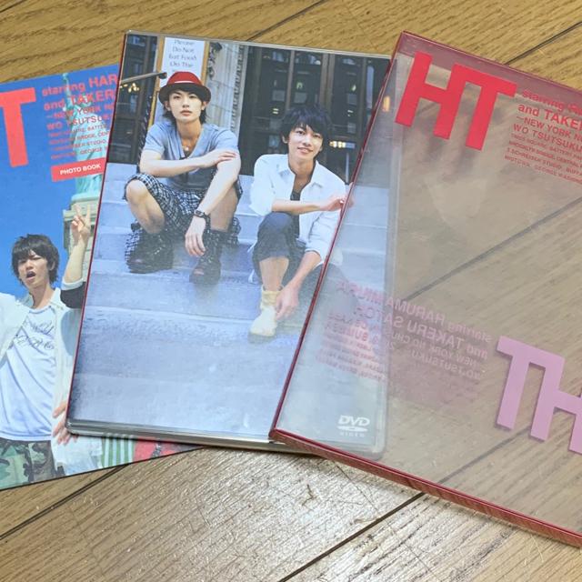 三浦春馬 HT  DVD 初回限定2本セット エンタメ/ホビーのタレントグッズ(男性タレント)の商品写真