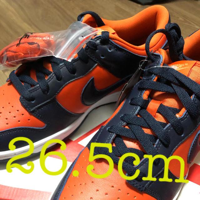 NIKE(ナイキ)のNIKE DUNK LOW SP CHAMP COLORS ナイキ ダンク  メンズの靴/シューズ(スニーカー)の商品写真
