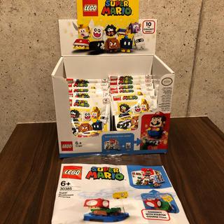 Lego - LEGO 71361コンプ+30385 マリオ キャラクターパック+非売品キノコ