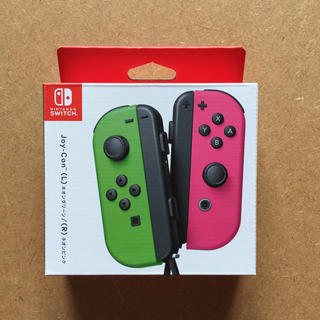 Nintendo Switch - 【新品】switch ジョイコン