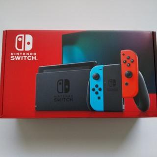 Nintendo Switch - 【新型・新品】Nintendo Switch 本体