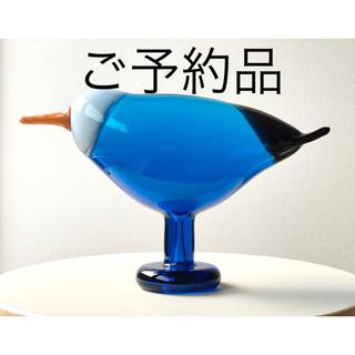 イッタラ(iittala)のご予約品 Blue Magpie イッタラ バード オイバ・トイッカ(置物)