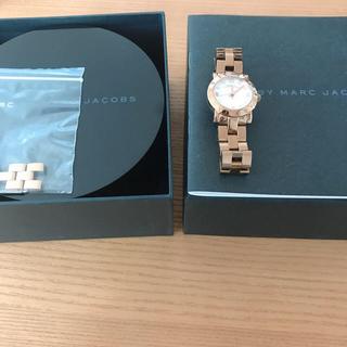 マークバイマークジェイコブス(MARC BY MARC JACOBS)のMARC♡時計(腕時計)
