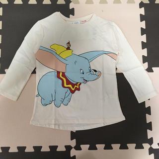 ザラキッズ(ZARA KIDS)のザラキッズ  ディズニー ダンボ Tシャツ(Tシャツ/カットソー)