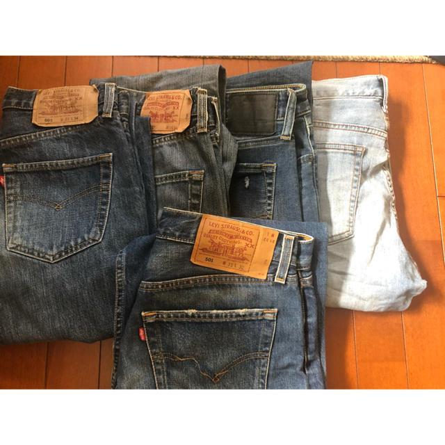 Levi's(リーバイス)のリーバイスジーパンまとめ売り メンズのパンツ(デニム/ジーンズ)の商品写真