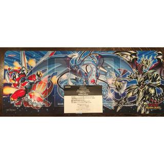 コナミ(KONAMI)の遊戯王 ラッシュデュエル プレイマット ルークバージョン(カードサプライ/アクセサリ)