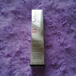 ディオール(Dior)のDior ディオール アディクト リップ マキシマイザー 001 ライトピンク(リップケア/リップクリーム)