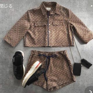 アリシアスタン(ALEXIA STAM)のjuemi(シャツ/ブラウス(長袖/七分))