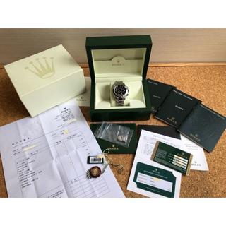 ROLEX ロレックス デイトナ 116520 黒文字盤 Z番
