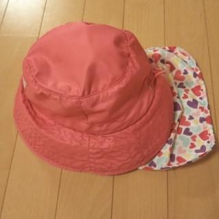 コストコ(コストコ)のコストコUVハット 女の子(帽子)