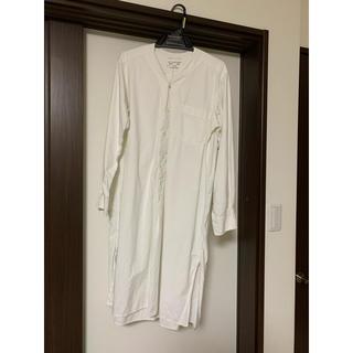 アメリヴィンテージ(Ameri VINTAGE)のvintage  white  dress(ひざ丈ワンピース)
