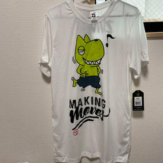 ズンバ(Zumba)のZUMBA Tシャツ(新品・未使用 汚れあり)(Tシャツ(半袖/袖なし))