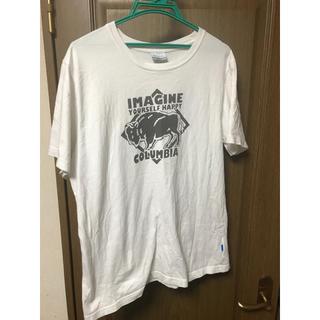 コロンビア(Columbia)のコロンビア  tシャツ L(Tシャツ/カットソー(半袖/袖なし))