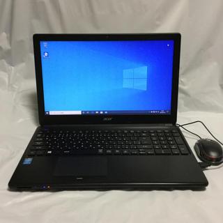 エイサー(Acer)のacer TMP455M-H34D   Core i3-4010U(ノートPC)