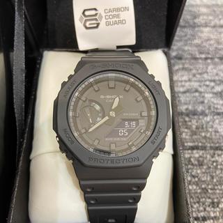 ジーショック(G-SHOCK)のG-SHOCK  GA-2100-1A1JF(腕時計(アナログ))