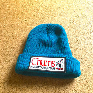 チャムス(CHUMS)の【値下げ】チャムス CHUMS ニット帽(ニット帽/ビーニー)