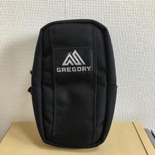 グレゴリー(Gregory)のGREGORY パデッドケース M 小型ポーチ ブラック グレゴリー (その他)