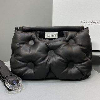 Maison Martin Margiela - Glam Slam メタリック ミディアムクラッチ