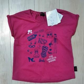 バービー(Barbie)の女の子Tシャツ120〜130(Tシャツ/カットソー)