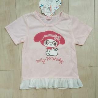 マイメロディ(マイメロディ)のマイメロディTシャツ120(Tシャツ/カットソー)