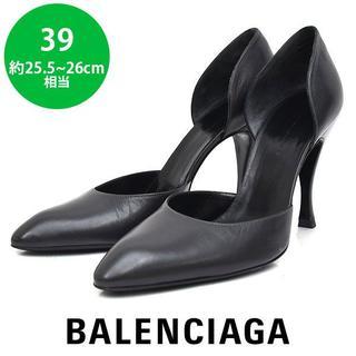 バレンシアガ(Balenciaga)の新品❤️バレンシアガ サイドカット パンプス 39(約25.5-26cm)(ハイヒール/パンプス)
