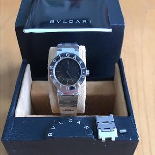 BVLGARI - 週末値下げ! BVLGARI ブルガリ時計+オマケ 正規品!